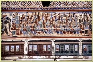 Wall Paintings of Shekhawati